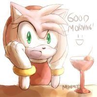 Amy Doodle by MSN1412