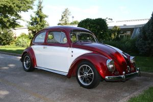 1955 VW by olearysfunphotos