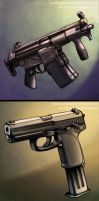 CW weapons by tttroy