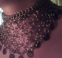 A Lovely Japanese 3in1 Choker by AngelWolf22