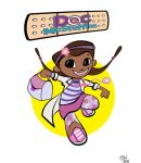 Doc McStuffins Is On Call by SukiMitchell