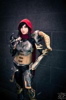 Diablo 3 - Demon Hunter by LiquidCocaine-Photos