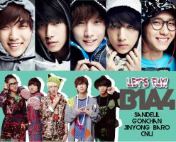 B1A4 - Let's Fly by sayhellotothestars