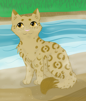 Queen of Riverclan by darkangel1236