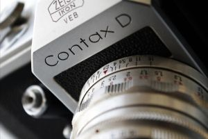 Contax D by jvg2
