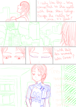 [WIP] SOMA: Mu's Project [Prologue] Page I by xDeadlySins
