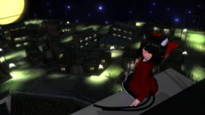 [ MMD ] Small Town Night Viewing by xxSoulsealerxx