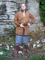 Viking Clothes by Bear-Crafter