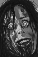 another evil dead study by zafroghippo