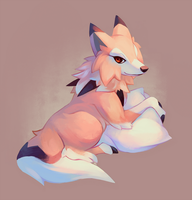 Kai the Lycanroc