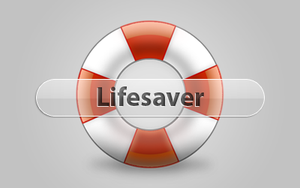 Lifesaver Icon by johnp3004