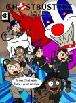Ghostbusters NXG 2006 cover by HEADCASEchaos