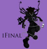 Sora's Final Form iPod Ad by dyyor