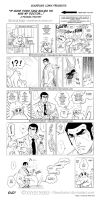 Doctor Golgo 13 by Thundertori