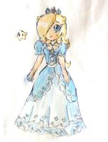 rosalina formal by ninpeachlover