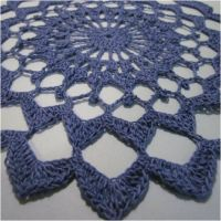Captain's Wheel Doily by EpicFarms