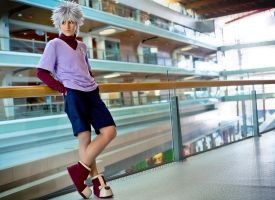 HxH : Killua Zoldyck by jj-dreamworldz
