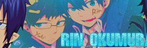 Banner Rin by BossunCooL