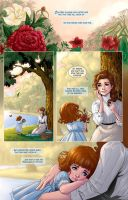 Peter Pan: Page Preview 1 by RenaeDeLiz