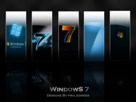 windows 7 fantastic wallpaper by proedrees