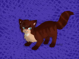 Warrior Cats Hawkfrost by jodiepikachu