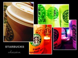 Starbucks Obsession by immortalkiss