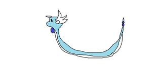 Dragonair by CrystalEevee12