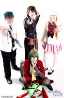 Group Ao no Exorcist by deleon23