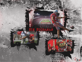 Ben Buchanan Wallpaper by KevinsGraphics