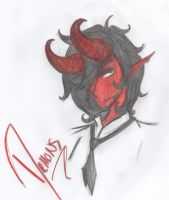 Demon by ImHereForTheDrarry