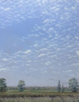 'Flock of sheep' sky over Cambridge, July by DonStubbs