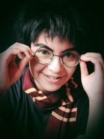 Harry Potter-7 by Qwaseer