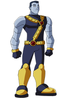 TT: Colossus by Glee-chan