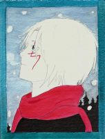 D. Gray-Man:  Winter's Peace by CanadianEggroll