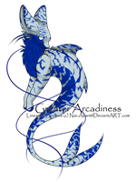 Greater Arcadiness Adoptable -CLOSED- by Kitsune-no-Suzu