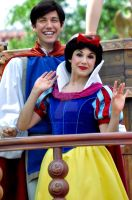 Snow White and Prince by BellesAngel