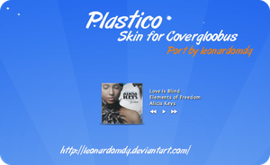 Plastico for Covergloobus by leonardomdq