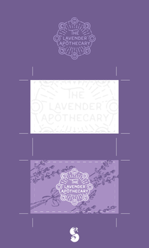 The-Lavender-Apothecary-Card by IrianWhitefox