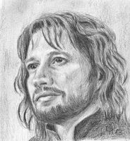Faramir by LoonaLucy