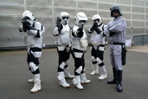 The UK Garrison at the NSC 2013 (16) by masimage