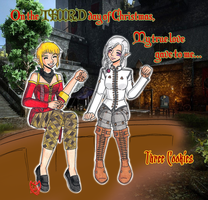 .:*:. 3 Day of Christmas 2015 .:*:. by zoro4me3