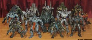 NECA 7 inch Pacific Rim Collection by Mr-X-The-Kaiju-Freak