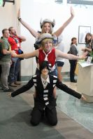 Beautiful Symmetry - AX 2012 by AtomicBrownie