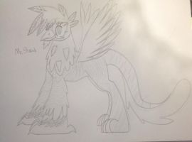 Griffon by sparkIinq