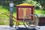 Colourful cart by KBJ-77