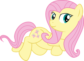 Fluttershy by PaulySentry