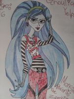 Ghoulia Yelps by AnimeFever1991