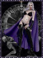 Lady Death by spookielilone