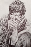 Austin Carlile by claremcgeever