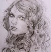 Taylor Swift by amy155